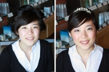 A Lil' Wedding Planner - BeforeAfter-Chiyo
